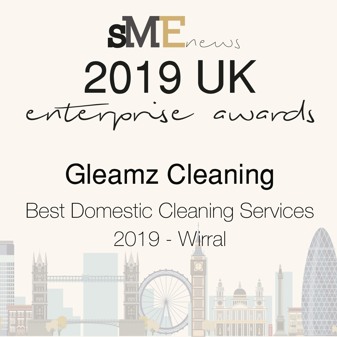 Gleamz Cleaning, Best Domestic Cleaning Services 2019, Wirral